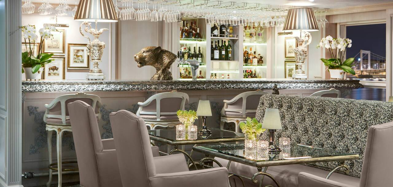 S.S Maria Theresa Leopard Lounge