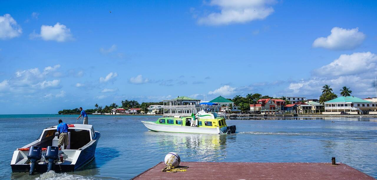 Belize City Port - Belize