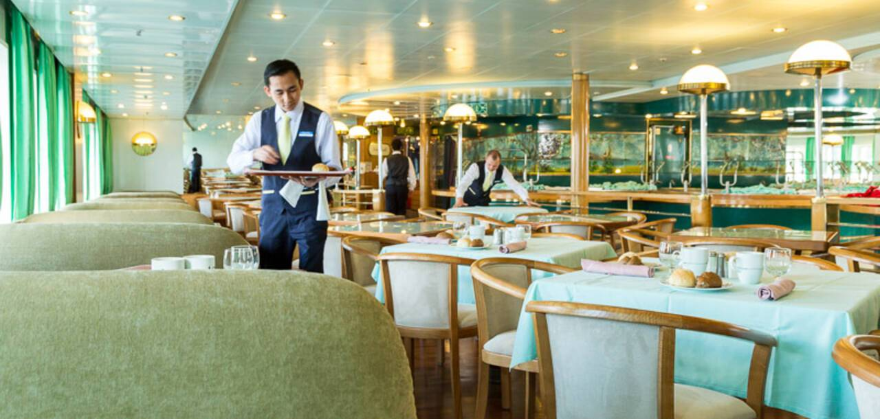 Cruise & Maritime Voyages | Astoria Lotus Buffet