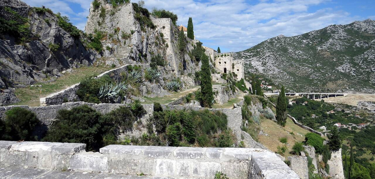 The Fortress Of Klis, Game Of Thrones, Split