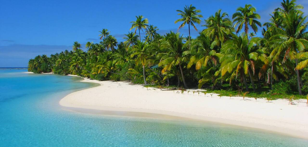 Aitutaki, Cook Islands