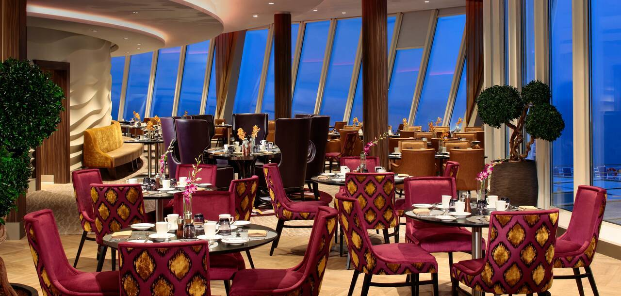 Harmony of the Seas Coastal Kitchen