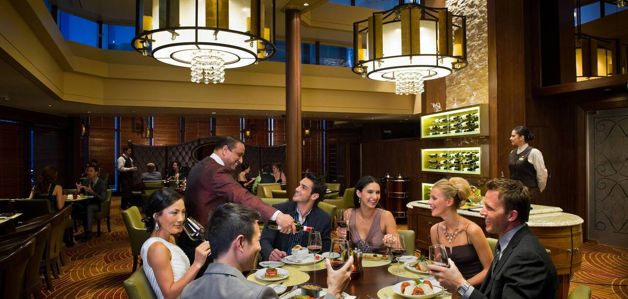 Celebrity Cruises | Celebrity Constellation - Tuscan Grille