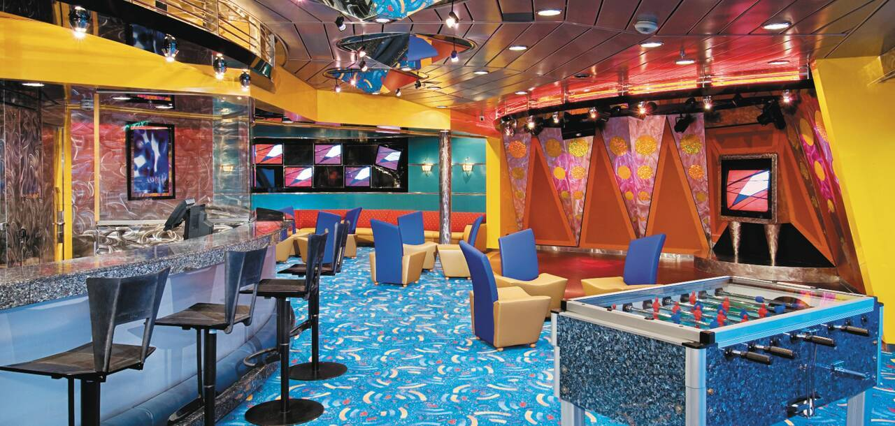 Enchantment of the Seas Fuel Disco
