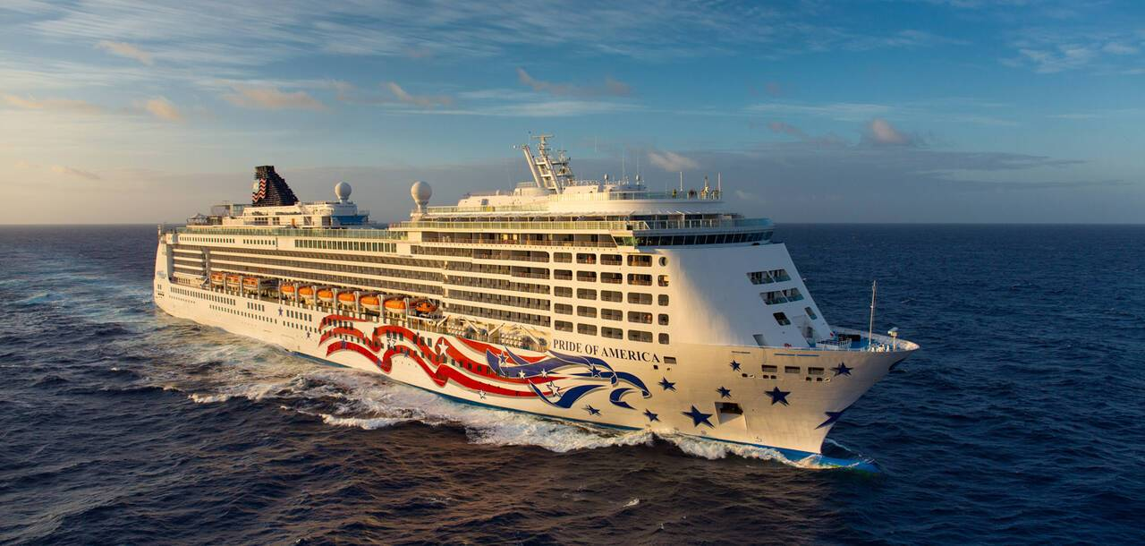 Pride of America 'NCL cruises'