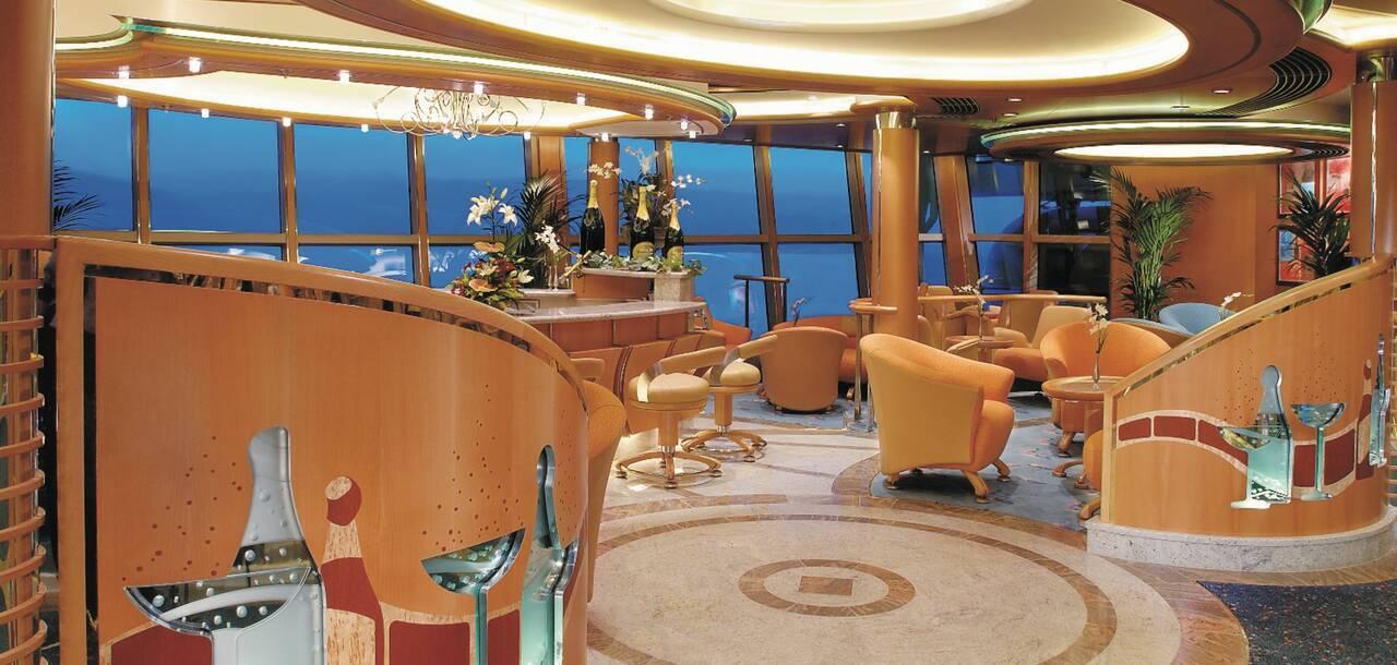 Jewel of the Seas Champagne Bar