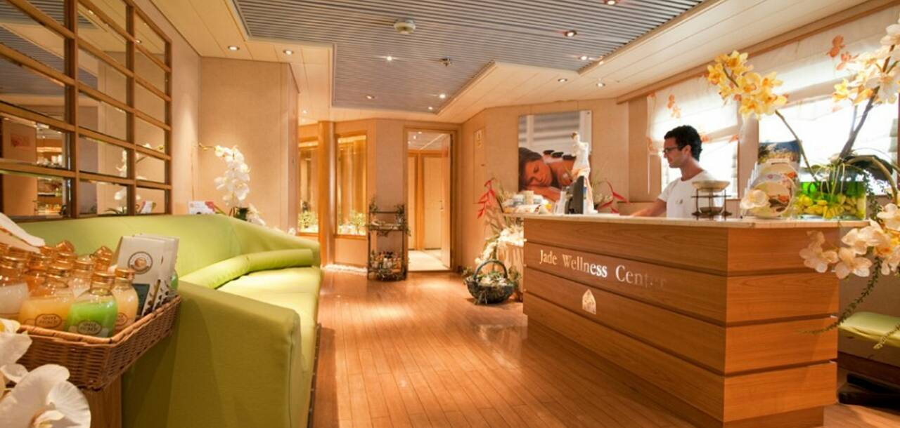 Cruise & Maritime Voyages | MS Marco Polo Jade Wellness Centre