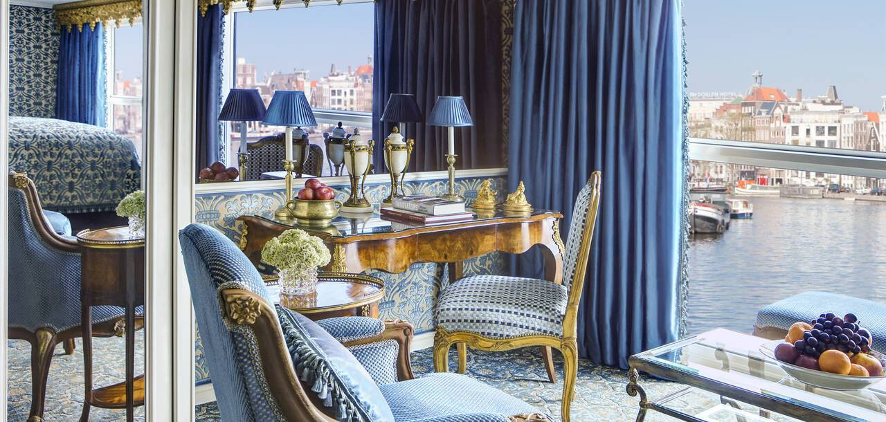 S.S Maria Theresa Royal Suite