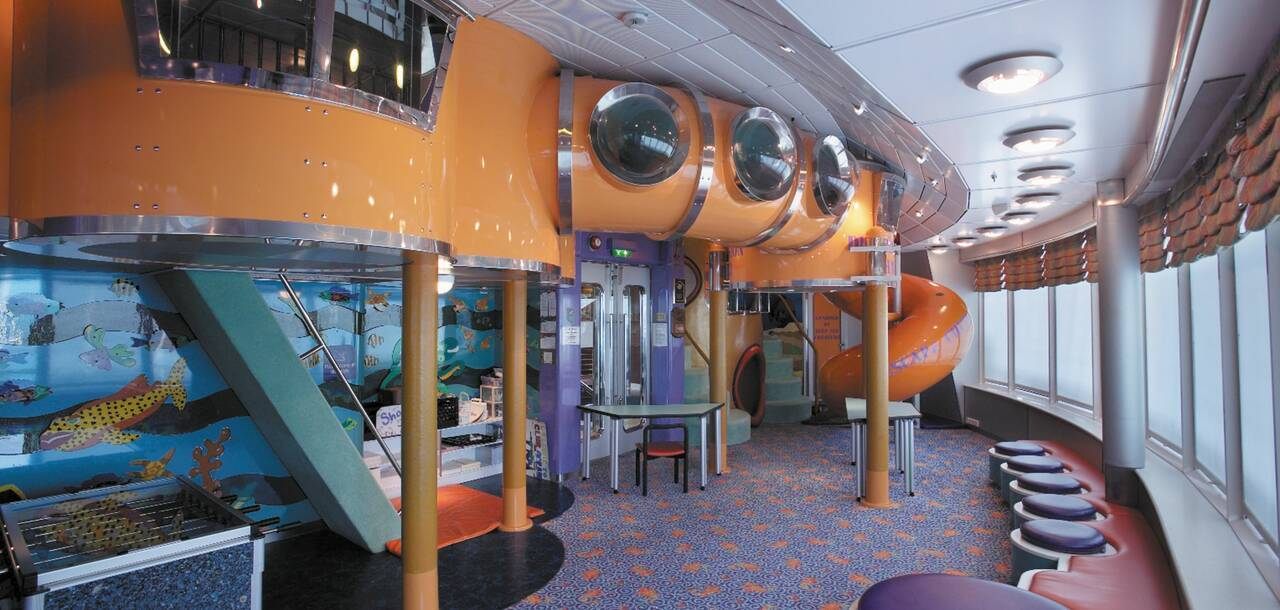 Enchantment of the Seas Playroom