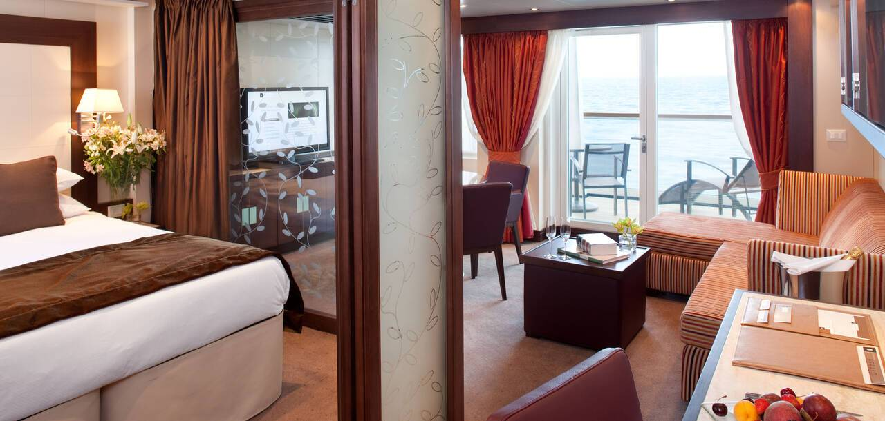 Seabourn Penthouse Suite