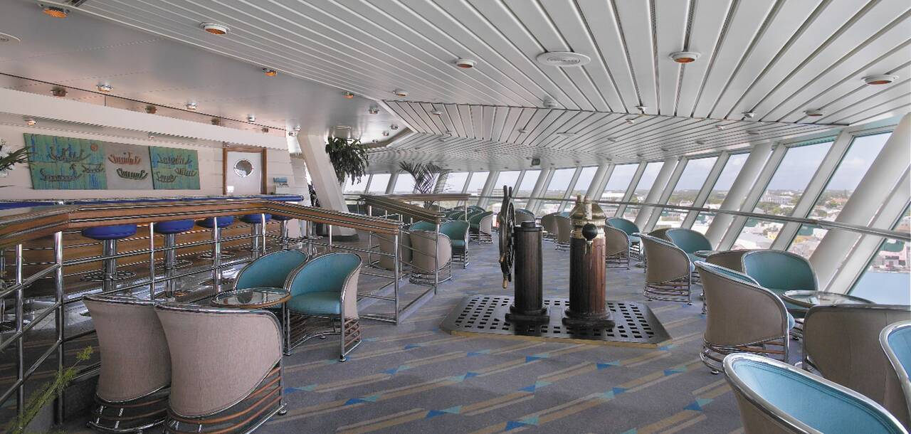 Majesty of the Seas Viking Lounge