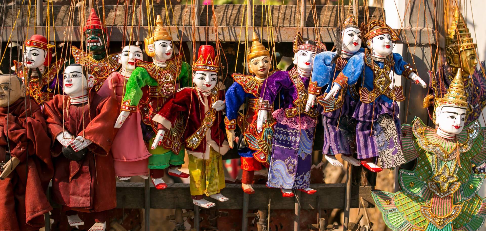 Yangon Cruises Rol Cruise