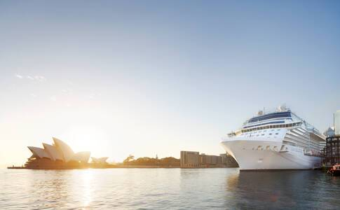 Embark Celebrity Solstice® for your 22 night voyage