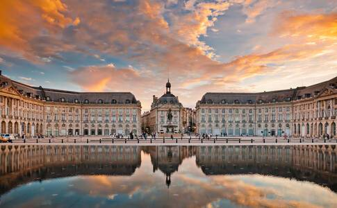 Bordeaux - Saint-Emilion, France